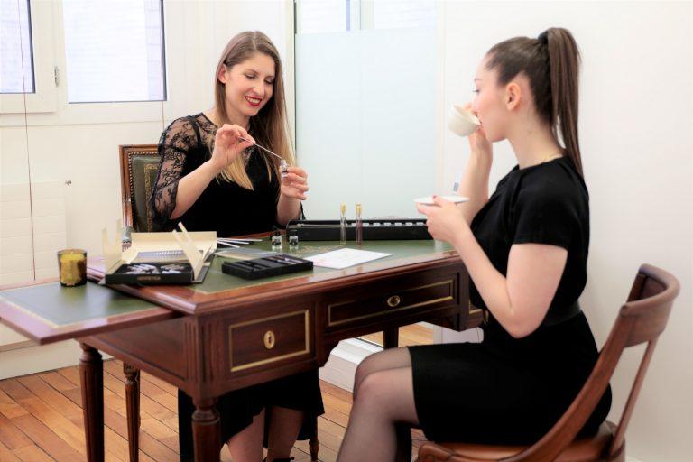 Conseil pour choisir son parfum avec une experte en olfaction et parfums rares