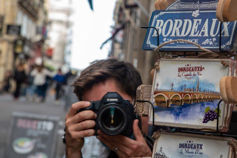 Cours particulier de photo pour un nouveau regard sur Bordeaux
